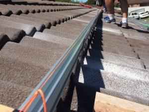 string-line solar panels