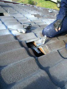 solar panel tile grinding