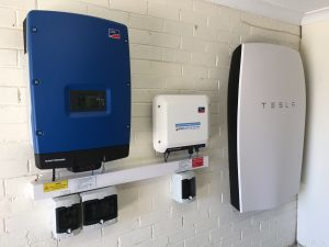 solar battery system installation by solarbank