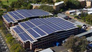 trina solar panels UQ